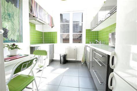 pareti cucina verde mela verde passione tante idee per arredare con il colore
