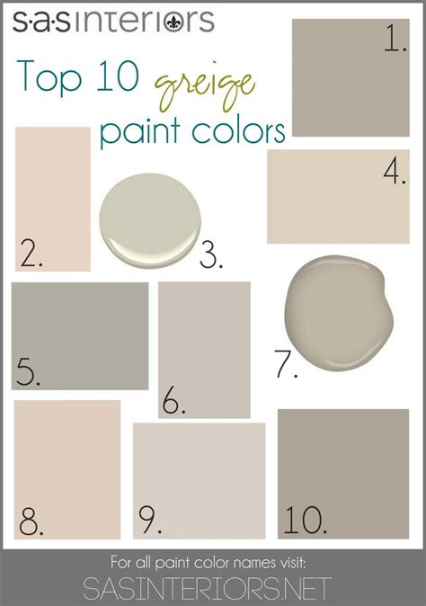 behr paint color putty top 10 greige paint colors for walls 1 sherwin williams