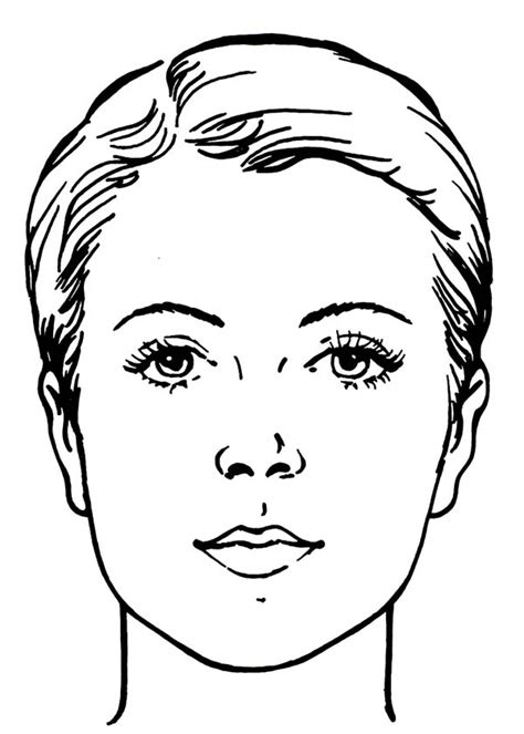 beautiful women coloring pages water works face coloring
