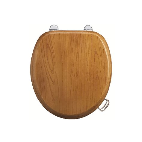 supplies toilet seat handles wooden standard oak toilet seat with handles burlington