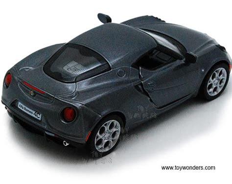 Kinsmart 2013 Alfa Romeo 4c Hitam Skala 132 5333d kinsmart 1953 chevy 3100 wrecker 138 diecast wholesalempg