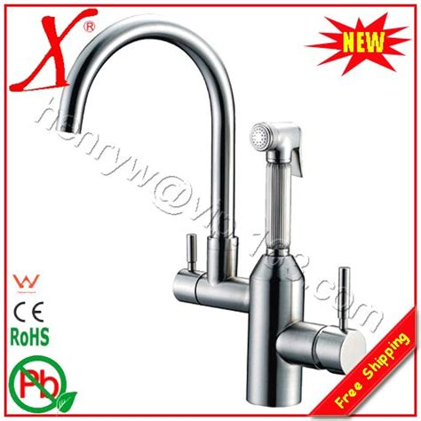 wholesale kitchen faucets wholesale retail luxury pull out spray kitchen faucet