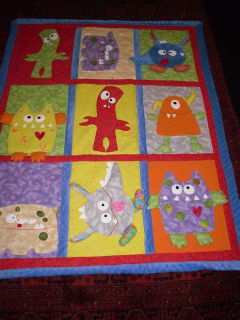 Free Applique Patterns For Baby Quilts by Applique Baby Quilt