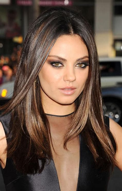 mila kunis hair color best 25 mila kunis hair color ideas on mila