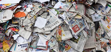 How To Make Paper From Waste Paper - alba waste management trade and industry all in