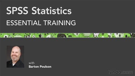 tutorial spss ppt course marketing analytics by stephan sorger