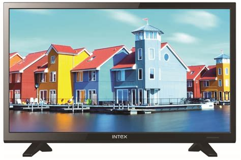 Tv Videotech 21 Inch intex launches 21 inch hd television at rs 9 990 technology news