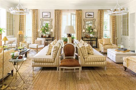 southern living idea home idea house living room by mark d sikes southern living