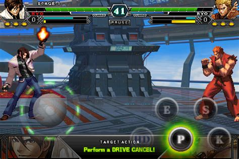 fighter for android the king of fighters a 2012 android reviews at android quality index