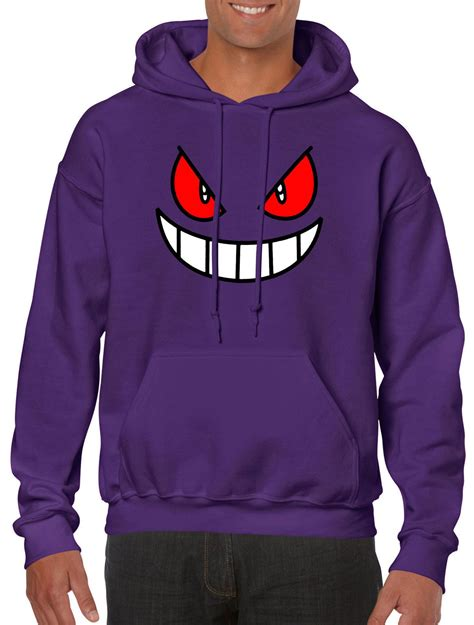 Hoodie Gengar Go Merah Utfa hoodie images images