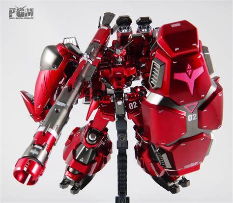 Mg Gundam Gp02a 1 144 hguc gundam gp02a type mlrs painted build by