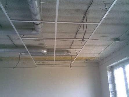 perfiles falso techo c 243 mo instalar un falso techo registrable reformaster