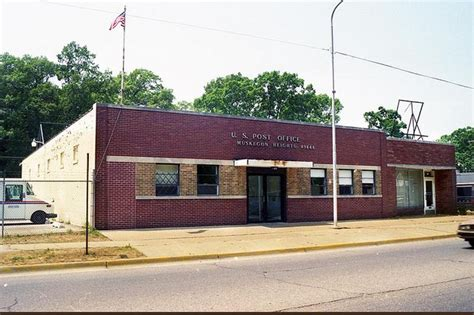 Post Office Muskegon Mi by Muskegon Heights Mourning The Of Another