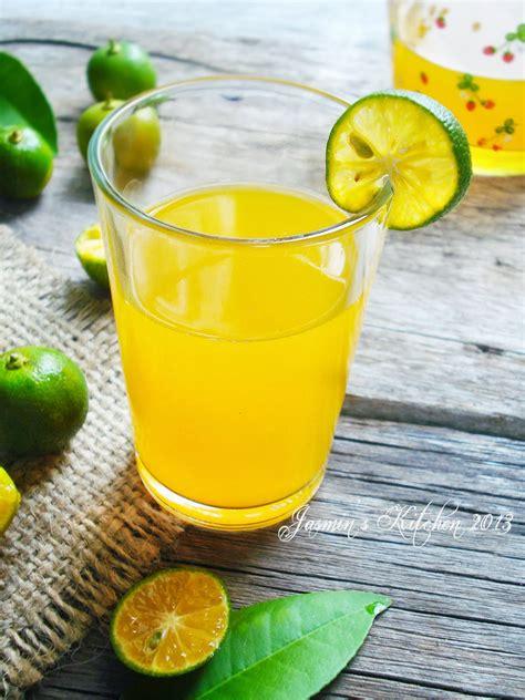 jasmins kitchen jus lemon cui aka jeruk kasturi