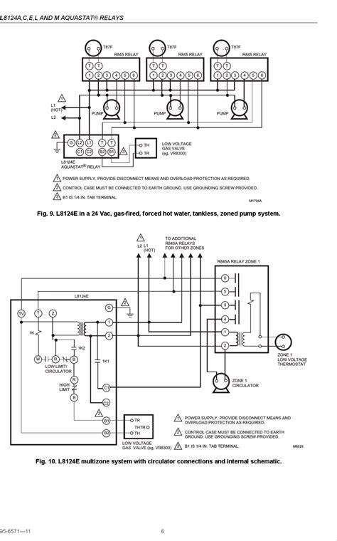 l8124 wiring diagram aquastat wiring diagram