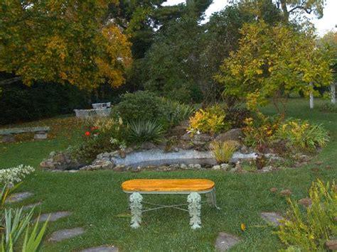 backyard botanical garden backyard botanical oasis garden 6309 outdoor furniture