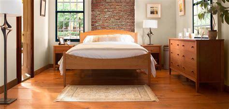 Vermont Bedroom Furniture Solid Wood Bedroom Furniture Vermont Woods Studios