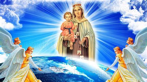 imagenes impresionantes de la virgen virgen del carmen 1 de 2 reflexi 243 n y oraci 243 n youtube