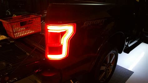 ford truck led lights how to swap for oem led taillights ford f150 forum