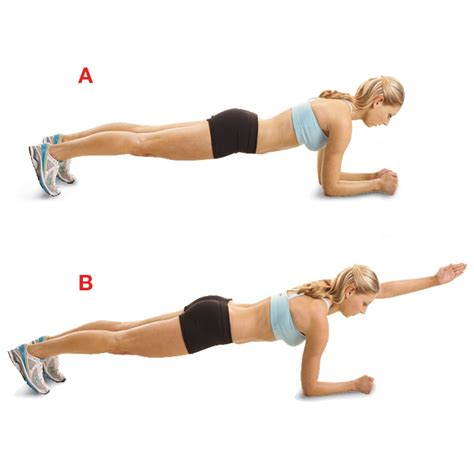 plank excercises forget the gym 1 minute plank choose your level