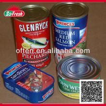 Seafood Makarel Balado 155gr best processing canned mackerel fillet in products china best processing canned mackerel