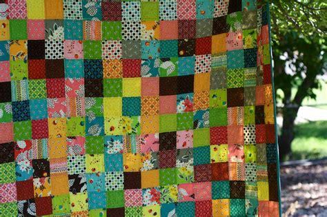 Square Patchwork Patterns - a quilt is market square