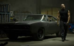 Vin Diesel Dodge Charger The 4 Dodge Cars You Ll See In Furious 7