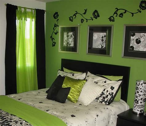 Bedroom Ideas Black White And Green Best 25 Lime Green Bedrooms Ideas On Lime