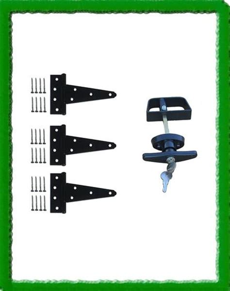 Shed Door Parts by Shed Door Kit Single Door Shed Parts