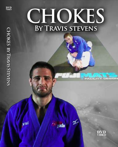 chokes by travis stevens (dvd) – bjj fanatics