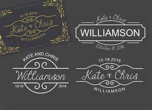 Monogram Template by Wedding Logo Template 90 Free Psd Eps Ai Illustrator