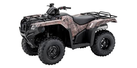 2015 honda fourtrax rancher® price quote free dealer quotes