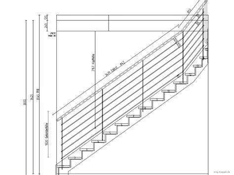 technische zeichnung treppe smg treppen zeichnungen smg treppen