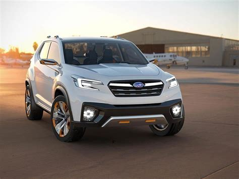 2019 Subaru Forester Redesign Best Family Suvs