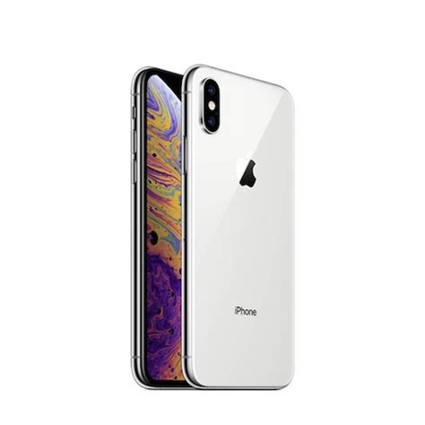 bendary stores apple iphone xs  gb silver