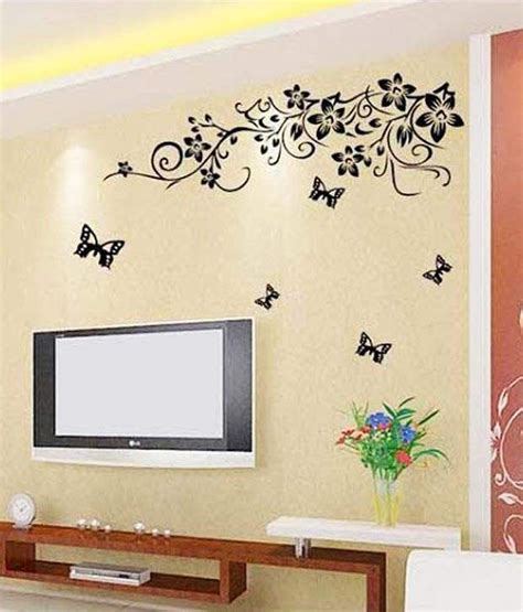 60 off on wow interiors and decors tv background floral