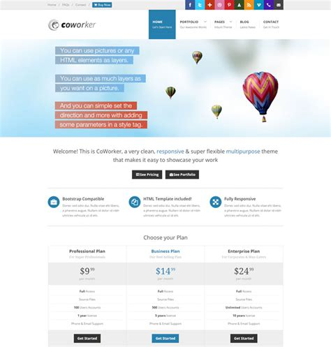 Drupal Themes Multilanguage | 15 easy to use drupal themes for corporate sites