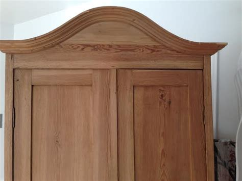 pine armoire for sale early 1900s english pine armoire for sale antiques com classifieds