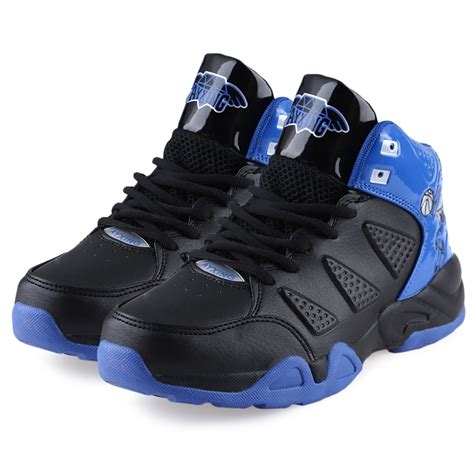 top sports shoes fashion mens sports casual high top basketball shoes