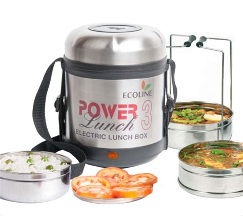 Power Lunch Box Electric Lunch Box Shieneng electric lunch box ecoline power lunch 3 ecoline appliances