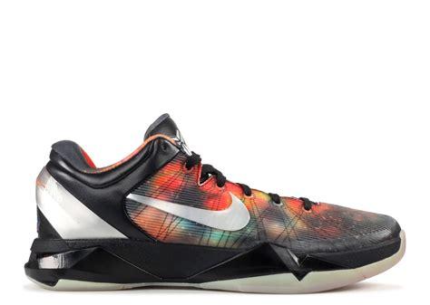 Sepatu Nike Zoom Vomero 7 zoom 7 as quot galaxy quot nike 520810 001 black mtllc slvr ttl orng vlt flight club
