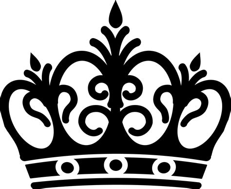 printable black and white crown download queen crown logo wallpaper wide aajbq heart
