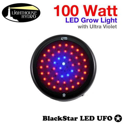 Lighthouse Led Grow Light Uv Grow Lights Earthled Com
