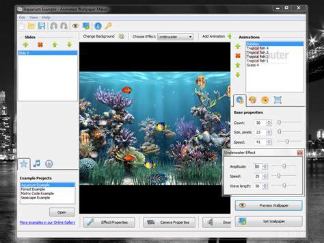 wallpaper laptop maker download animated wallpaper maker 3 1 5 terbaru full version