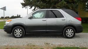 Buick 2003 Rendezvous 2003 Buick Rendezvous Information And Photos Momentcar