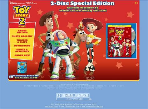 32 stories special edition toy story 2 archives page 10 of 11 upcoming pixar