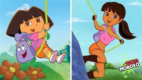 imagenes animadas de un niño as 237 se ver 237 an estos 10 personajes de dibujos animados si