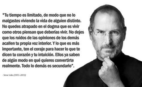 Imagenes Motivadoras De Steve Jobs | im 225 genes con frases de steve jobs de reflexi 243 n e inspiraci 243 n