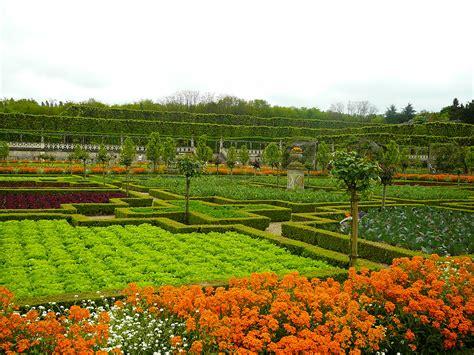 imagenes de jardines lindos jardinitis huertos bonitos castillo villandry francia