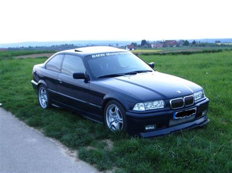 Bmw Motorsport Aufkleber Frontscheibe by 318is Coupe 3er Bmw E36 Quot Coupe Quot Tuning Fotos